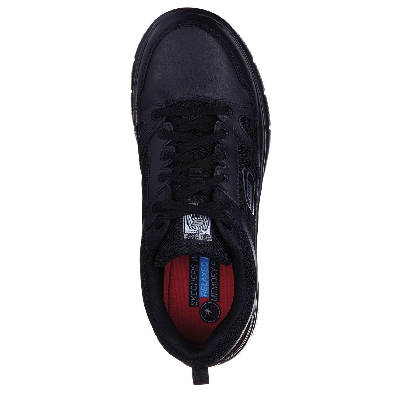 Skechers Relaxed Fit Flex Advantage Men S Slip Resistant Work