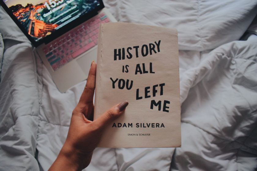 History Is All You Left Me By Adam Silvera A Spoiler Free Review A