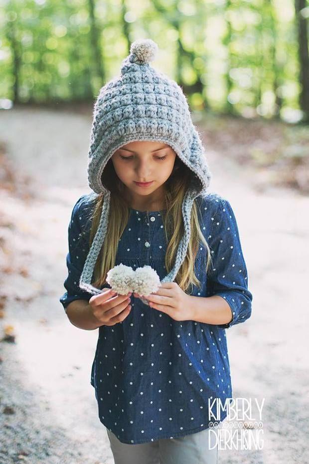 Silver & Spice Hood Crochet Pattern Free Pattern Crochet For ...