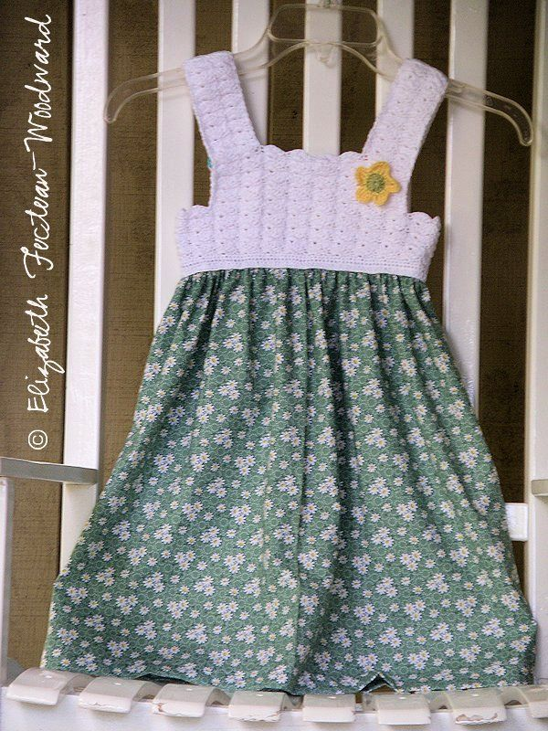 summer dress free pattern | little miss belle | Pinterest