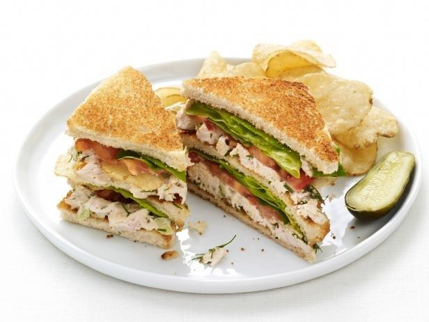 Tuna Fish and Potato Chip Sandwich | 13 Next-Level Ways To Put Chips On Your Sandwich