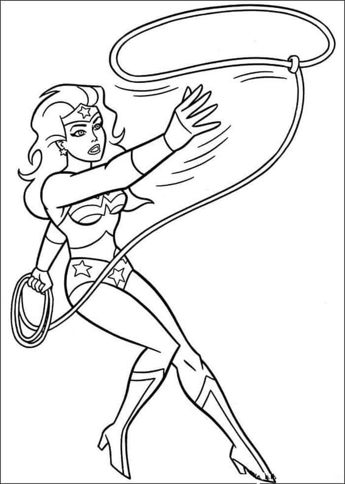 Wonder Woman Stars Coloring Pages from Printable Wonder Woman Coloring Pages. The Wonder Woman Coloring pictures are available for you on this page. We consider our coloring templates to be suitable for all ages, from toddlers t... #printable #coloringpages #coloring #coloringbook #coloriage