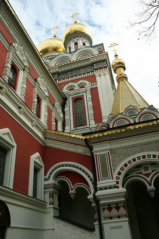 Orthodox Church Bulgaria Republic Of Macedonia Bulgaria Orthodoxy