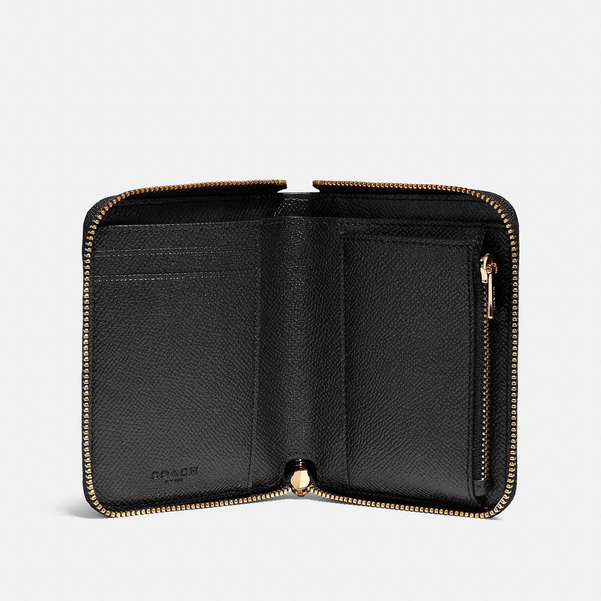 2d8a177e35 COACH Small Zip Around Wallet - Women's in 2019 | Products | Zip ...
