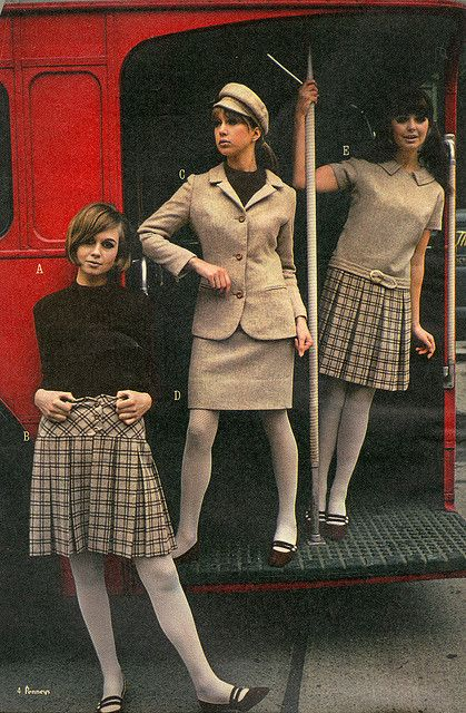 Mary quant for j c penney 1966 vintage memories pinterest - Damenmode 60er ...