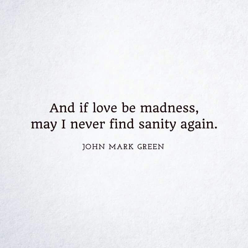 If Love Is Madness