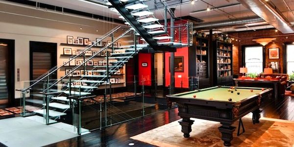 New York City's Ultimate Bachelor Pad Is Listed At $50 Million - http://elitedai.ly/1eh1Vb3
