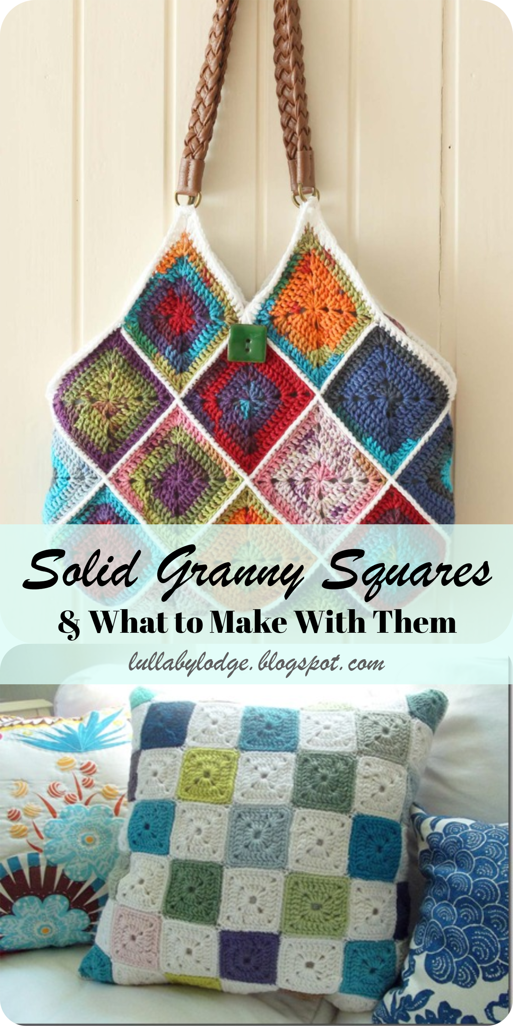 Learn how to do a granny square step by for beginners