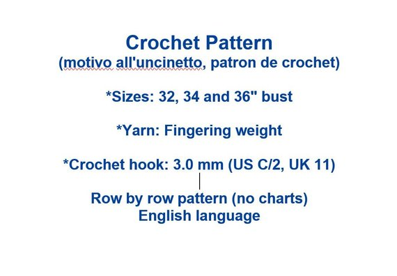 PDF Vintage Crochet Pattern Bikini Bathing Suit Swimsuit with Skirt 1970s Bust 32 34 36″ Instant Dig