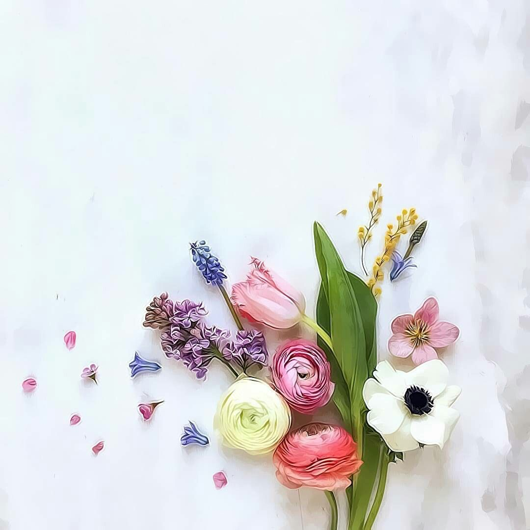 Flowers, Happy Flowers