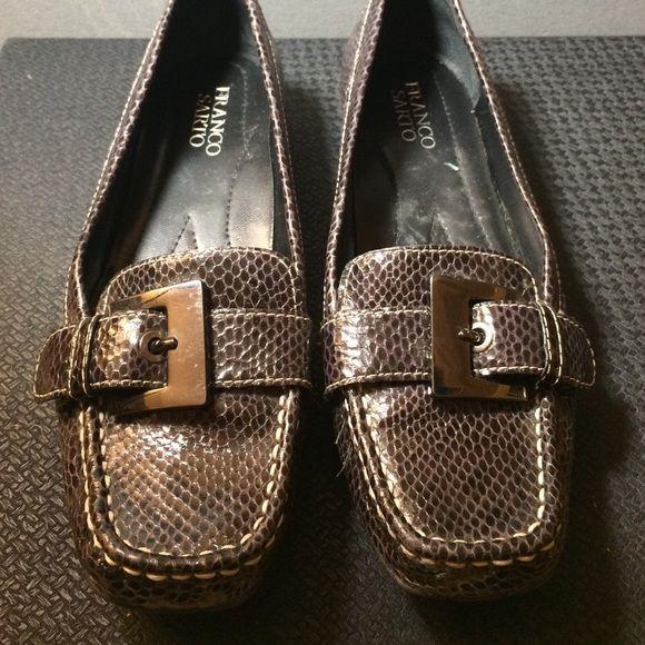 flats no damage, worn few times Franco Sarto Shoes Flats & Loafers