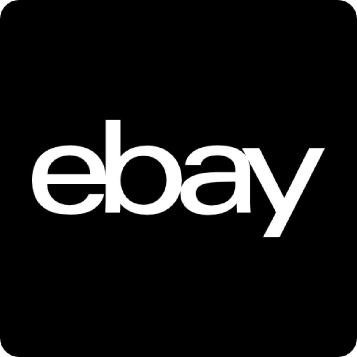 Ebay Black Icon App Icon Icon Ios App Icon