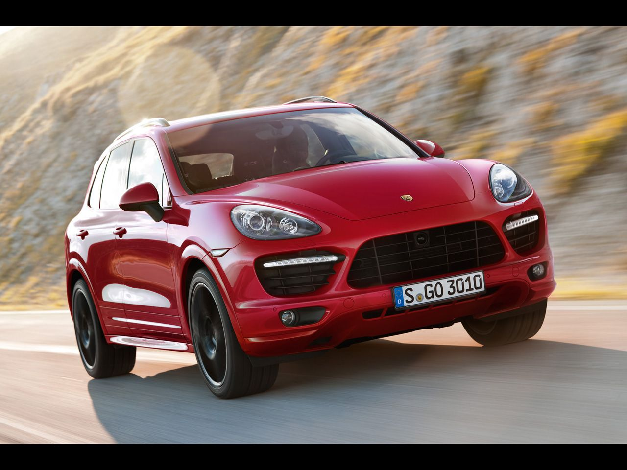 2012 porsche cayenne gts don t like the color