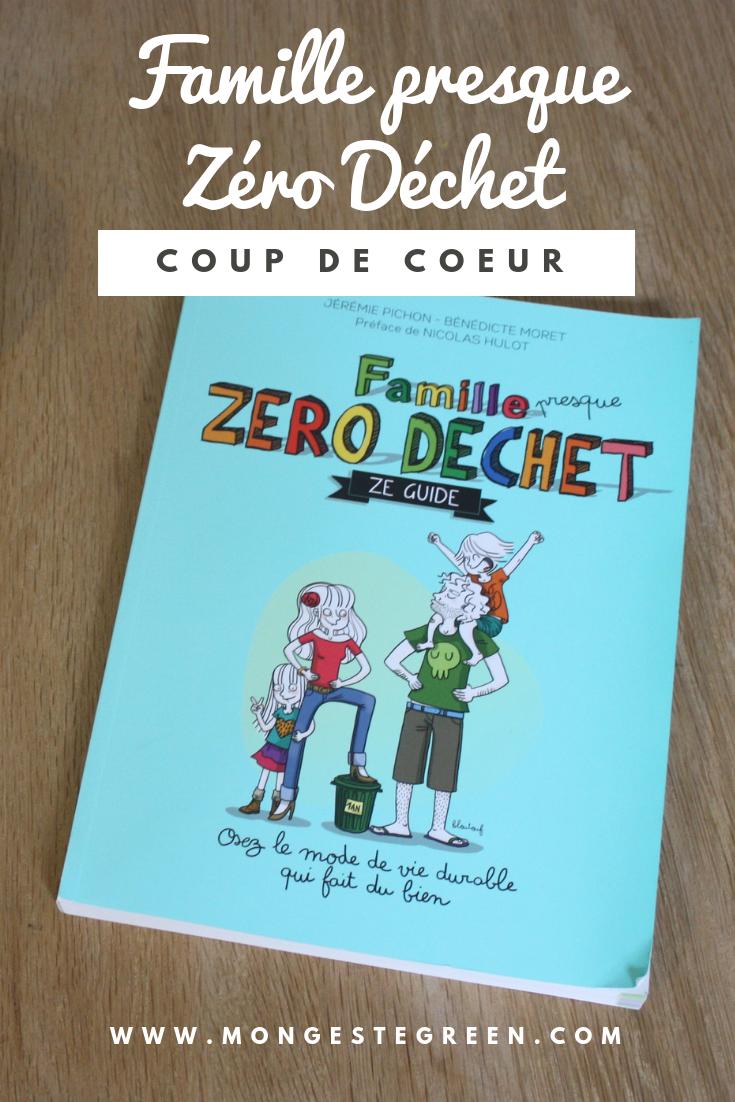 J Ai Eu Un Coup De Coeur Pour Le Livre Famille Presque