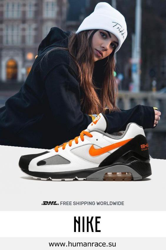 New Shade 45 WHITEBLACKORANGE | Nike Best Seller в 2019 г.