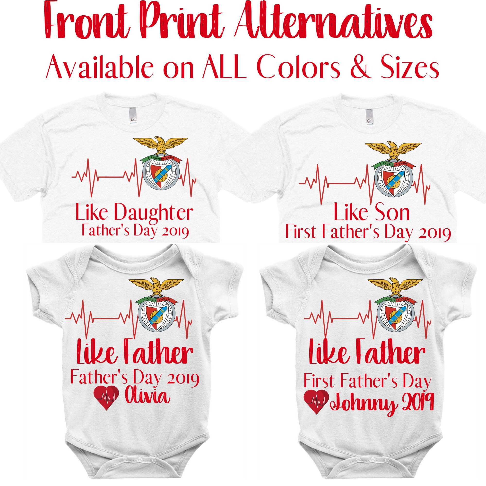 Daddy/'s Little Valentine CUSTOM NAME Babygrow Gift Present First Name Personal