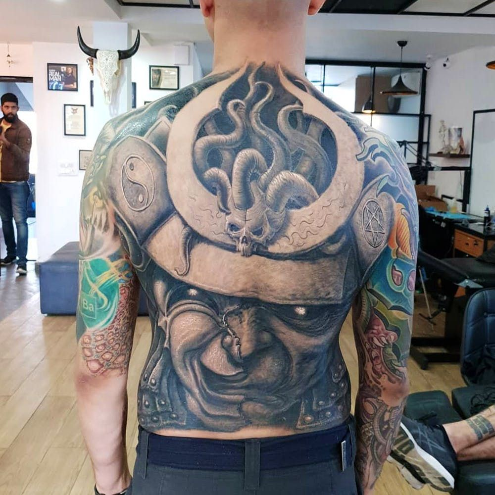 Check out the Best tattoo artists in Delhi in 2020