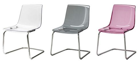 Relish: Ikea Tobias Chairs | The Office | Pinterest ...