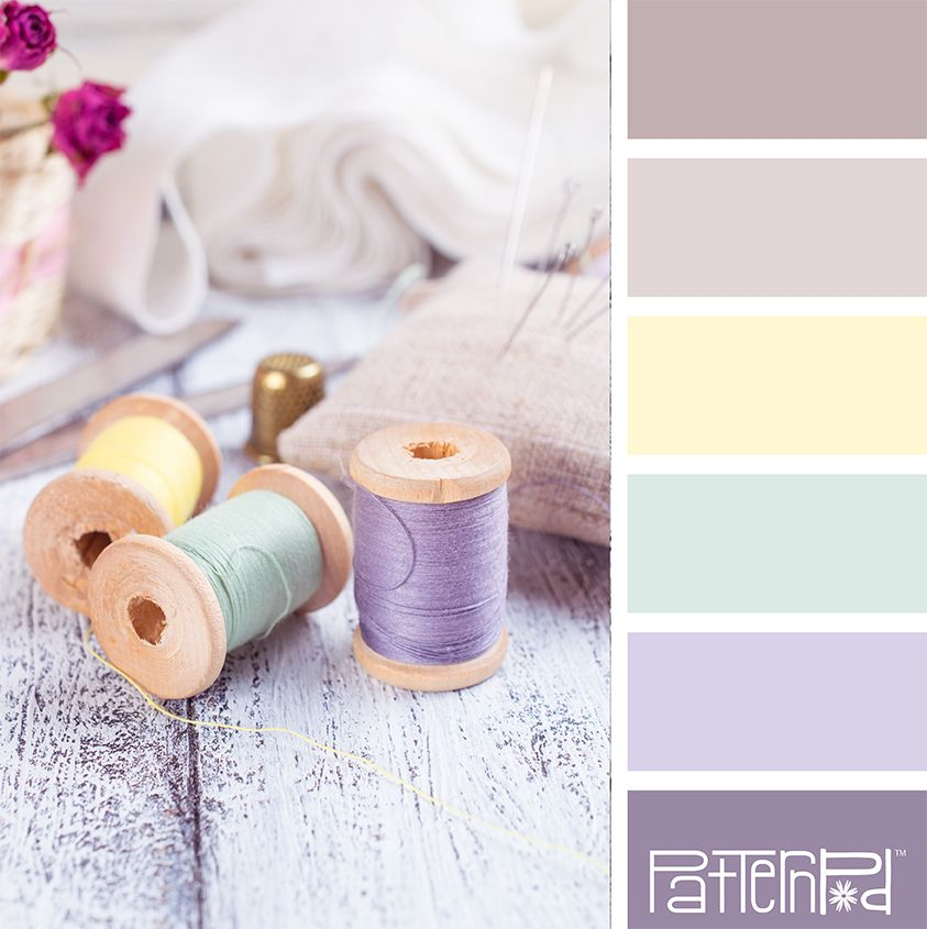 Pin Von Evelyn Moser Auf Color Palettes * Pattern Pod