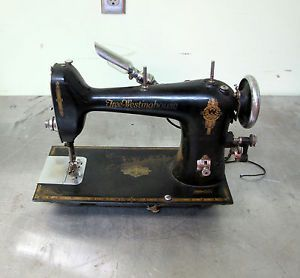 Vintage Free Westinghouse Deluxe Rotary Sewing Machine   Vintage ...
