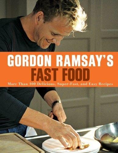 Gordon Ramsay's Caramelized Banana Split (from his Fast Food cookbook)