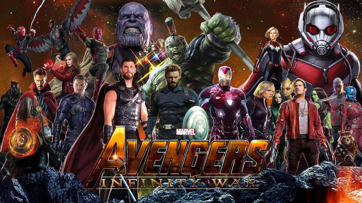 Related Image Infinity War Avengers Marvel