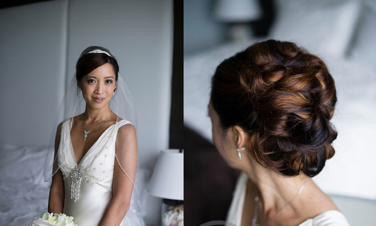 bridal elegance and simplicity never goes out of style