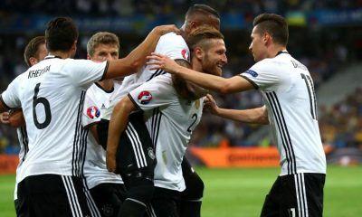 Euro 2016 la Germania vince ma non brilla: 2-0 all Ucraina