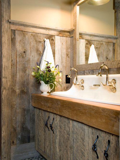 landelijke badkamer ideeen   digtotaal, Badkamer