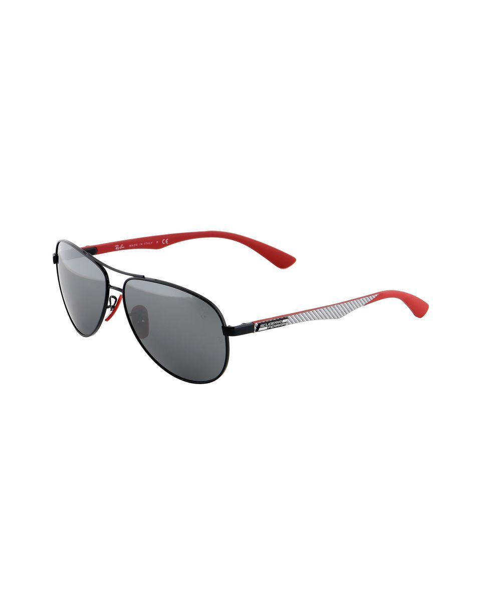 ca25853d1e Scuderia Ferrari Online Store - Ray-Ban x Scuderia Ferrari Aviator Carbon  Fiber Black 0RB8313M - Sunglasses