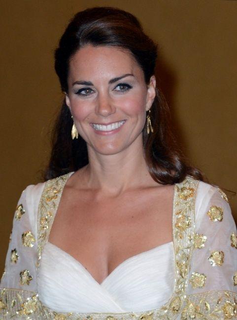 ♥  Kate Middleton September 13 | Hair & Make Up Ideas