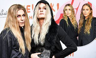 Neil Patrick Harris and hubby go as Olsen Twins to ...