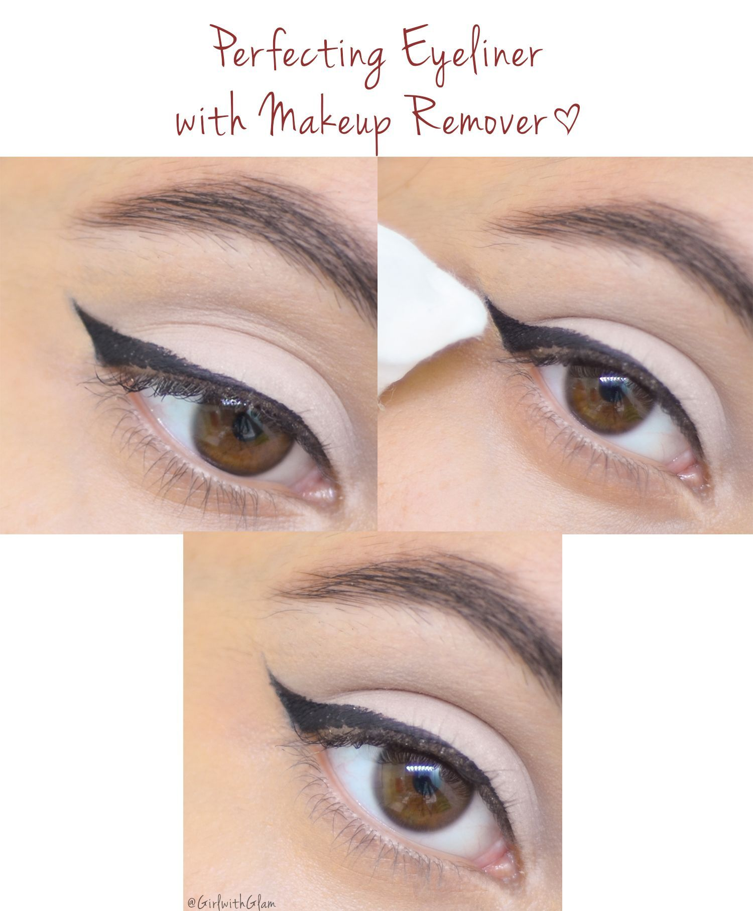 How To: Perfecting Winged Liner [Two Methods]*