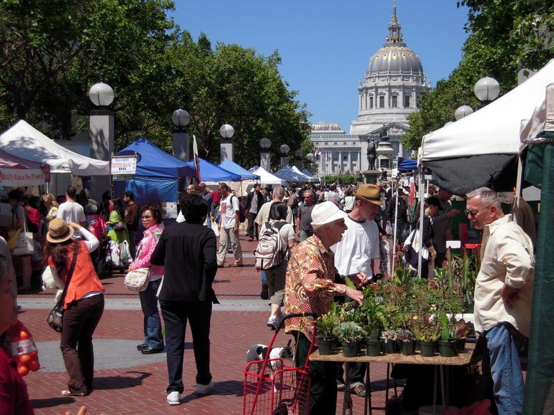 Image result for Graze at a Farmers Market SF