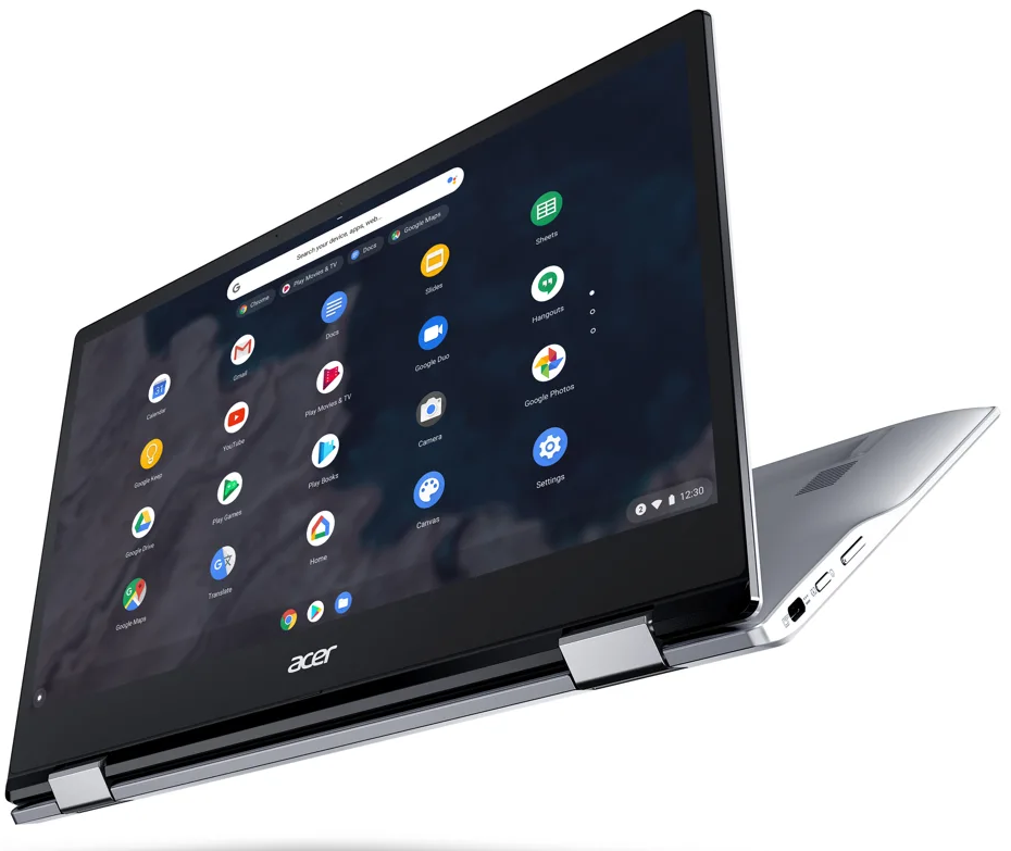 Acer Unveils Chromebook Spin 513 Powered By Qualcomms Snapdragon 7c Chip Chromebook Gorilla Glass Snapdragons