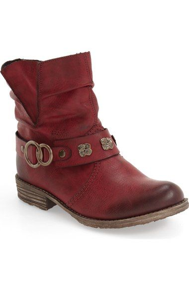 522dbe161fc Rieker Antistress  Peggy  Boot (Women) available at  Nordstrom