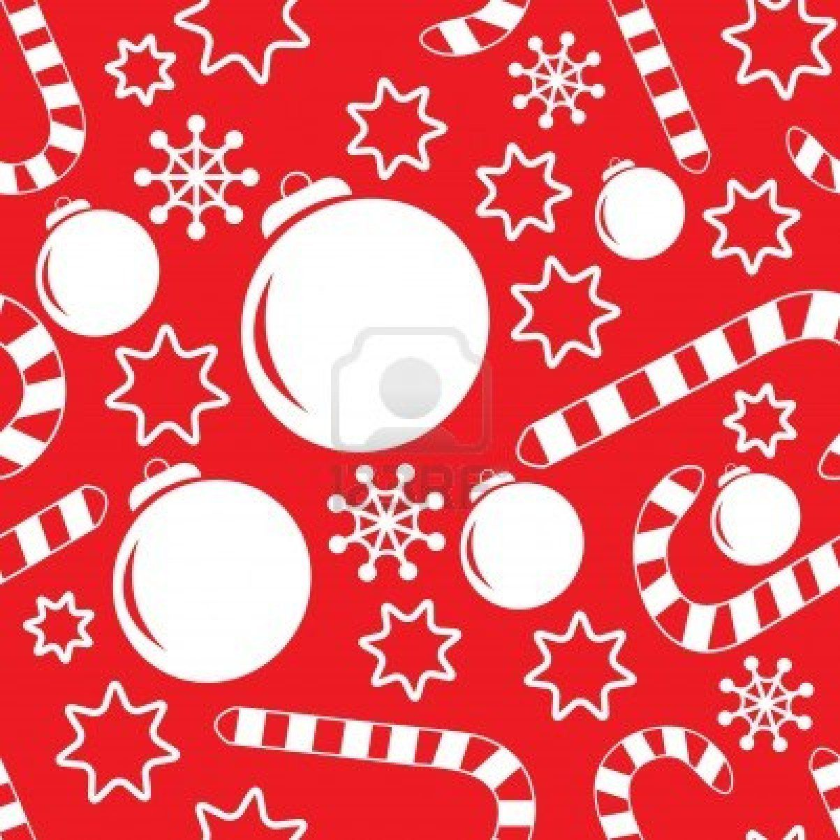 Stock Vector Christmas decorations, Candy cane, Snowflakes