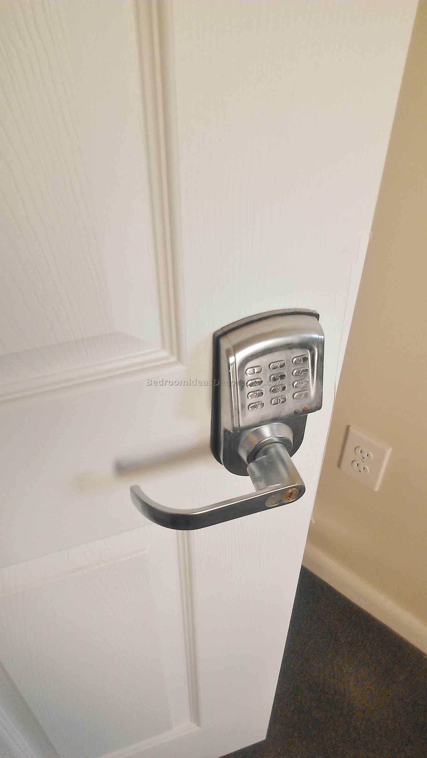 Bedroom Door Lock With Key Keypad Lock Bedroom Doors Kids