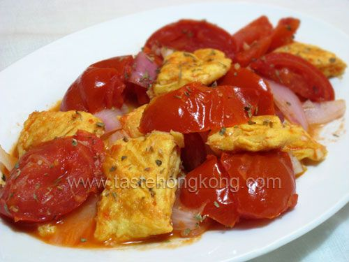 Fried eggs with tomatoesreally good as a side dish to simple asian food recipes fried eggs with tomatoesreally good as a side dish to simple broiled fish forumfinder Gallery