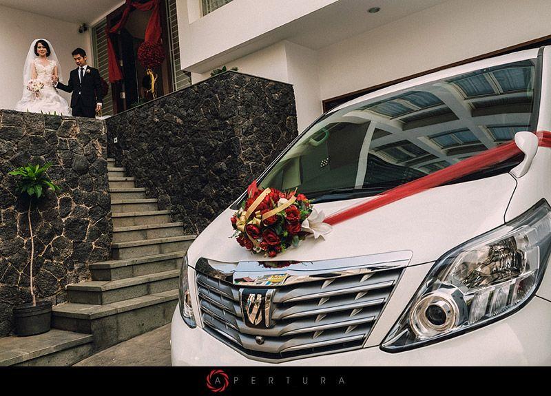 RitzCarlton Pacific Place Jakarta Wedding by APERTURA