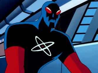 Micron - Justice League Unlimited