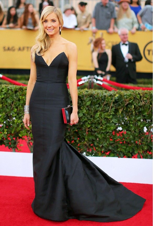 The Best Red Carpet Looks from the Screen Actors Guild Awards ...