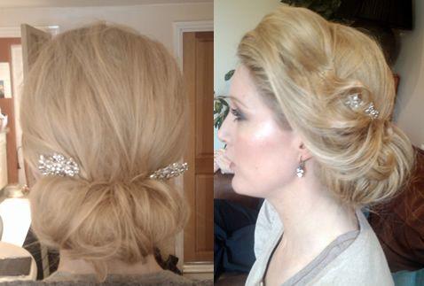 wedding hairstyles women over