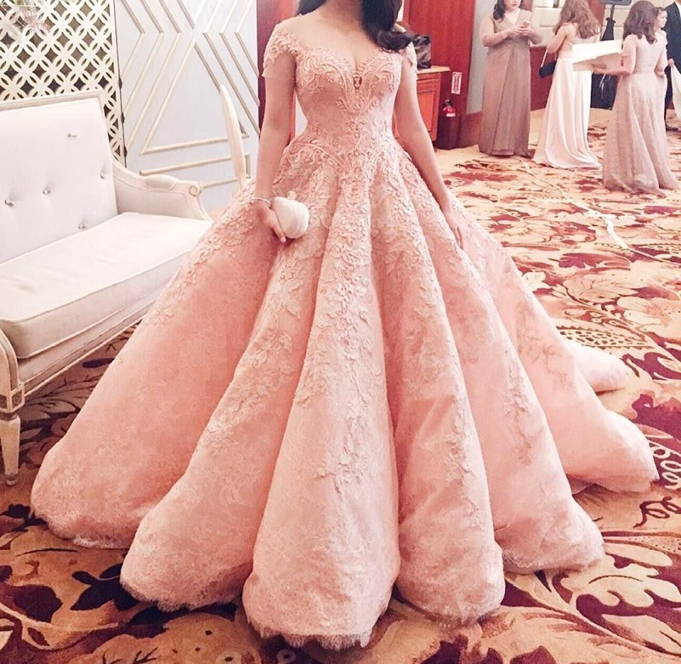 Pin by grach on Мода от кутюр pinterest ballgown wedding dress