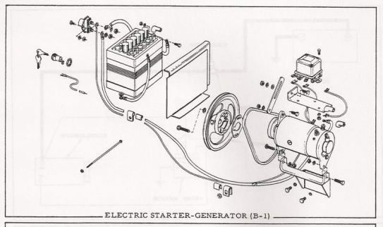 Lawn Mower Wiring Diagram Simplicity Tractor