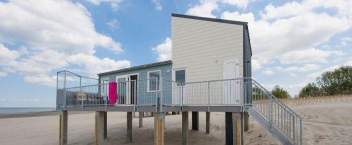 Beach Cottage At Roompot Beach Resort Zeeland Holland