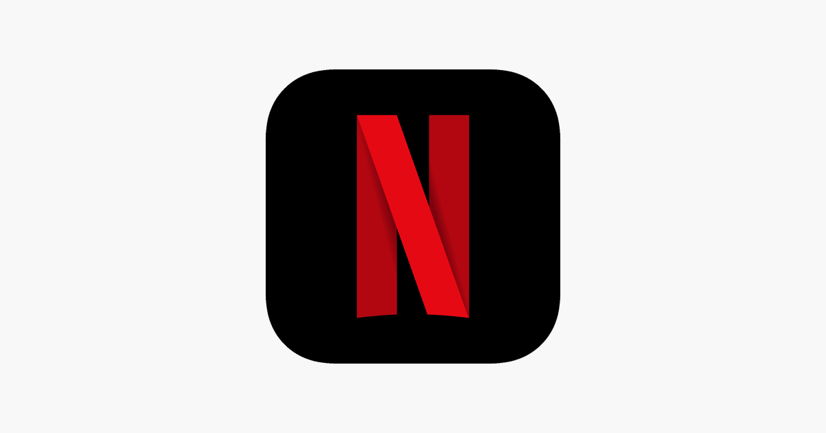 on the App Store App pictures, Netflix, App logo