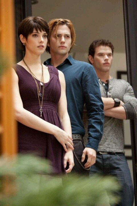 Alice, Jasper and Emmet