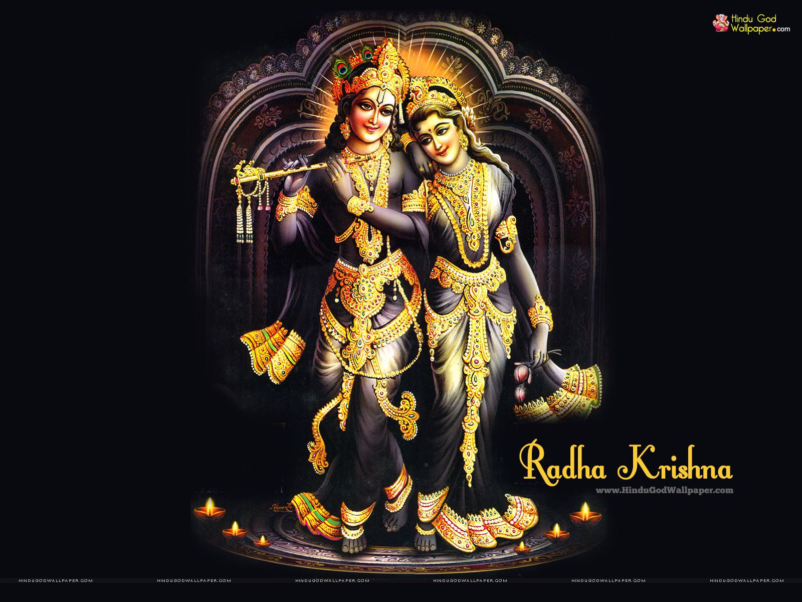 Hd wallpaper krishna and radha - Radha Krishna Wallpaper Hd Full Size 1600x1200px