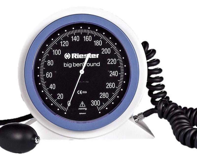 جهاز قياس ضغط الدم ريستر عداد مكتبى بج بن مكتبى عالي التباين للحصول على قراءات دقيقة 60th